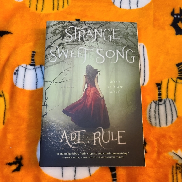 Strange Sweet Song Young Adult Fantasy Book